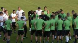 CAN: l'Algérie entre en piste, choc