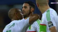 CAN 2017: Mahrez et M'Bolhi sauvent l'Algérie de la défaite face au Zimbabwe