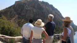 Μείωση 7,9% στα έσοδα από τον τουρισμό στο 9μηνο Ιανουαρίου-