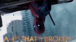 Deadpool est candidat aux Oscars 2017, et il a gardé son