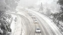 19 wilayas affectées par la neige jusqu'à