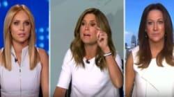 Παρουσιάστρια απαίτησε από δημοσιογράφο να αλλάξει ρούχα λίγο πριν από το δελτίο