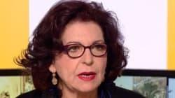 En Une du journal Le Monde, Faouzia Charfi revient sur les