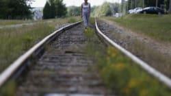 Portait de Afef Mokbli, une des seulement quatre femmes conductrices de train en