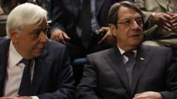 Λύση στο Κυπριακό χωρίς εγγυήσεις και στρατεύματα, συμφωνούν Νίκος Αναστασιάδης και Προκόπης