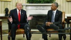 Ces mesures d'Obama que Trump veut annuler au 1er jour de son