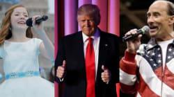 Οι συναυλίες για την ορκωμοσία του Trump ξεκίνησαν και είναι ακριβώς όσο γελοίες