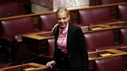 Αποχώρηση της Μαρίας Σταυρινούδη, πρώην βουλευτή Χίου, από τη