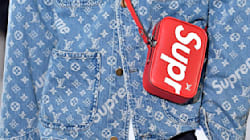 La nouvelle collection de Louis Vuitton en collaboration avec Supreme va plaire aux fans de