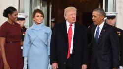 Ο Τραμπ και η Μελάνια στον Λευκό Οίκο: Πώς τους υποδέχθηκε το ζεύγος