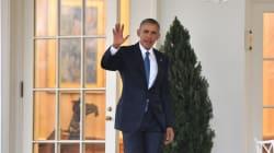 Τα τελευταία tweets του Μπαράκ Ομπάμα ως πρόεδρος των