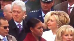 Κοιτούσε ο Μπιλ Κλίντον την Ιβάνκα Τραμπ και η Χίλαρι τον έπιασε στα