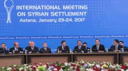 Ouverture des pourparlers de paix sur la Syrie à
