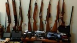 Αυτά είναι τα «φονικά» όπλα κρότου-αερίου που μετατρέπονται σε πολυβόλα και εκτοξεύουν