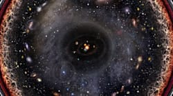 Αυτή είναι η εικόνα του σύμπαντος με μια ματιά όπως το αναπαριστά ένας καλλιτέχνης βάσει στοιχείων της