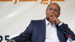 Moncef Marzouki élu à la présidence de son parti, Al