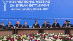 Ιράν, Ρωσία και Τουρκία συμφώνησαν για την επιτήρηση της εκεχειρίας στη