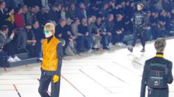 Fashion Week: Le défilé Dior Homme automne hiver 2017-2018 comme si vous y