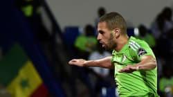 Leicester City: Slimani dans le viseur du club chinois Tianjin