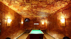 Η υπόγεια υπερπολυτελής πόλη στην μέση της αυστραλιανής