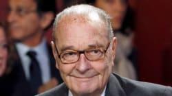 Un dossier déposé pour que Jacques Chirac soit prix Nobel de la