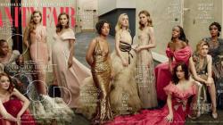 Καλή οσκαρική σεζόν: Το φετινό Hollywood Issue του Vanity Fair μόλις