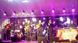 Le groupe Nessma en concert à l'institut Cervantès