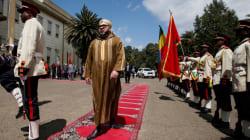 Le roi en Ethiopie pour le sommet de l'Union