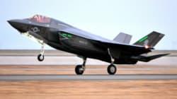 미 국방장관이 F-35 스텔스 전투기 구매계획의 재검토를