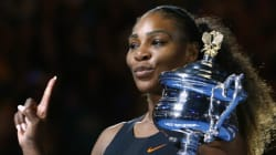 Serena Williams remporte son 23e tournoi du Grand Chelem