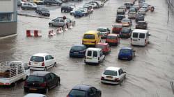 Intempéries: 7 wilayas concernées par les routes coupées à la