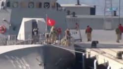 Τουρκική πρόκληση στα Ίμια: Ο Τούρκος ΑΓΕΕΘΑ πλησίασε με