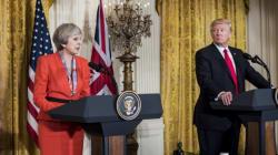 Plus d'un million de Britanniques contre la visite d'Etat de