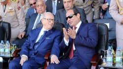 À cause de la visite du président égyptien en Tunisie: La scène politique se