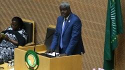 Le tchadien Faki Mahamat élu président de la commission de