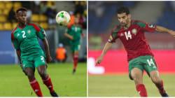 CAN 2017: Mendyl et Boussoufa dans l'équipe type du premier