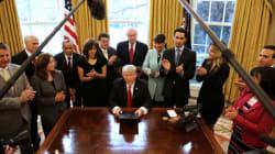 Donald Trump sera destitué, mais