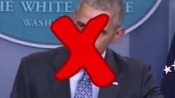 Les deux lignes rouges énoncées par Barack Obama que Donald Trump a déjà