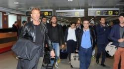 Hervé Renard et son staff de retour au Maroc