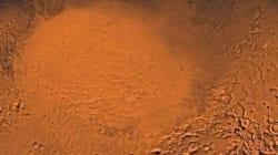 Hellas Planitia: Όταν η Ελλάδα «έφτασε» επίσημα στον Άρη