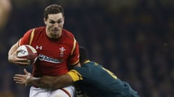 George North Prepares To Power Wales And Lions To
