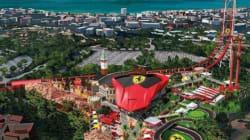 Το νέο θεματικό πάρκο της Ferrari θα είναι η Disneyland όσων λατρεύουν τα