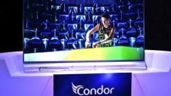 Condor introduit le téléviseur 8K et promet d'autres
