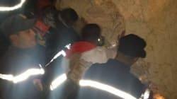 Oran: des habitations détruites et plusieurs blessés après un glissement de