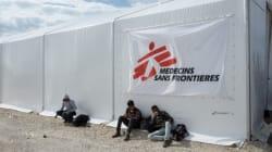 Έκκληση των «Γιατρών Χωρίς Σύνορα» σε Αθήνα και ΕΕ για άμεση λήψη μέτρων στα
