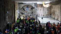 Σπίρτζης: Το 2020 το μετρό της Θεσσαλονίκης στους