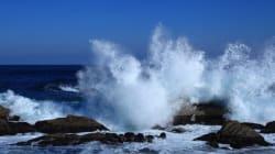 ALERTE - Des vagues de 5 à 7 mètres attendues sur les côtes