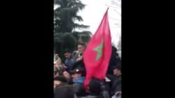 CAN2017 - Fayçal Fajr accueilli en triomphe à Ifrane