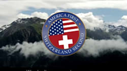 La Suisse adresse une invitation hilarante à Donald
