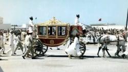Ce carrosse a été offert au sultan du Maroc par une reine...